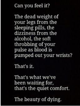 💋 Quotes of depression