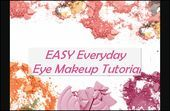 Photo of Makeup for Beginners: Everyday Eye Makeup Tutorial * Click image to read more de…