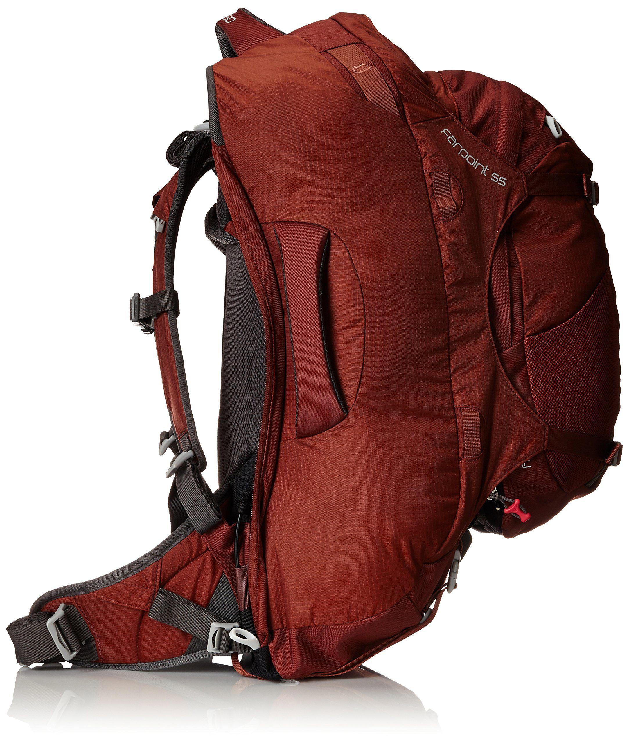 Men/'s Large 55L Backpack Rucksack Travel Camping Hiking Bag Schoolbag Daypack
