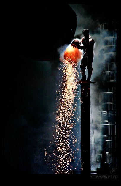 Till Lindemann Rammstein. LIFAD Tour 2011
