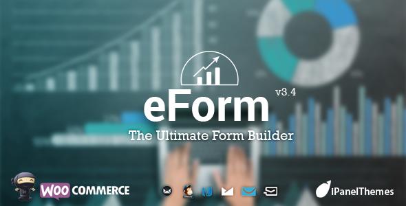 eForm v3.6.2 WordPress Form Builder Blogger Template
