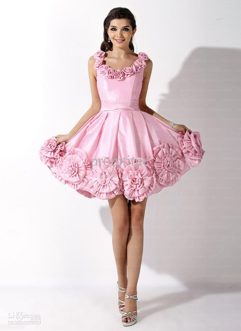 The dress will bring out the female side in any sissy - Pretty ...