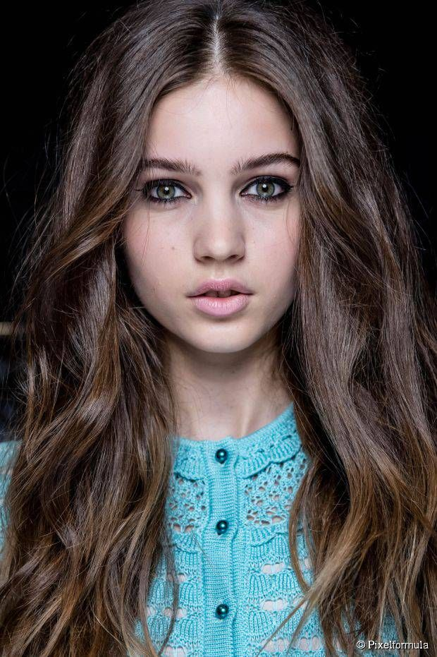 Best Hairstyles for Naturally Wavy Hair of All Lengths | Waves ...