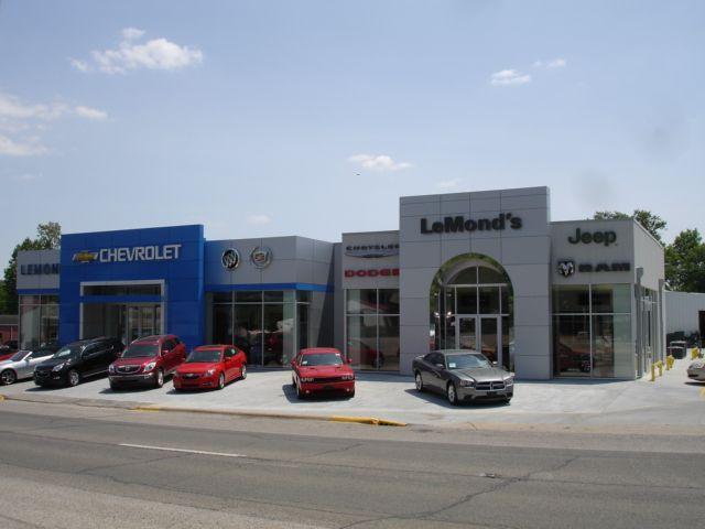 LeMonds Chrysler Center Fairfield, IL   www.lemondschryslercenter.com