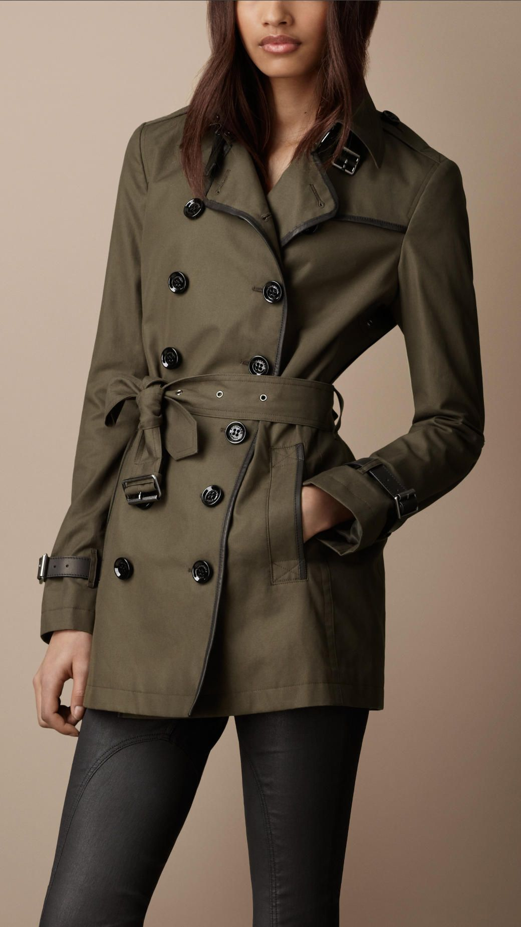 The History of a Trench Coat