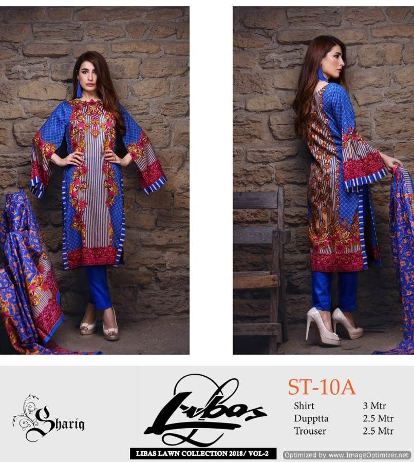 e0dde248a6 Pure Products · Stylish · Design 24 · Indian Salwar Suit · Specification :  NAME : LIbas Vol-2 By Shariq TOTAL DESIGN : 24 PER PIECE