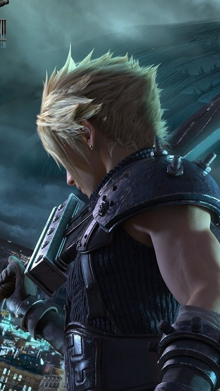 Pin By Mary Awad On Games In 2020 Final Fantasy Cloud Strife