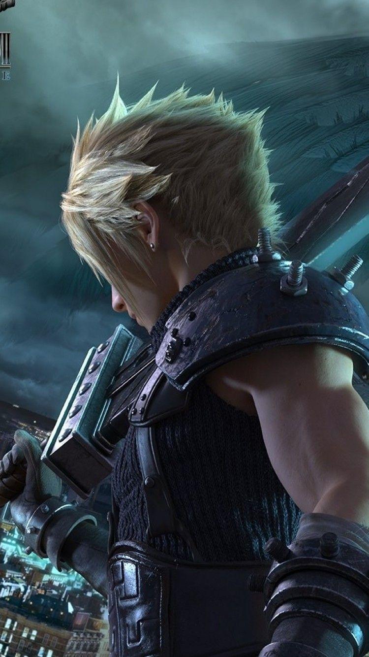 Final Fantasy 7 Cloud Wallpaper