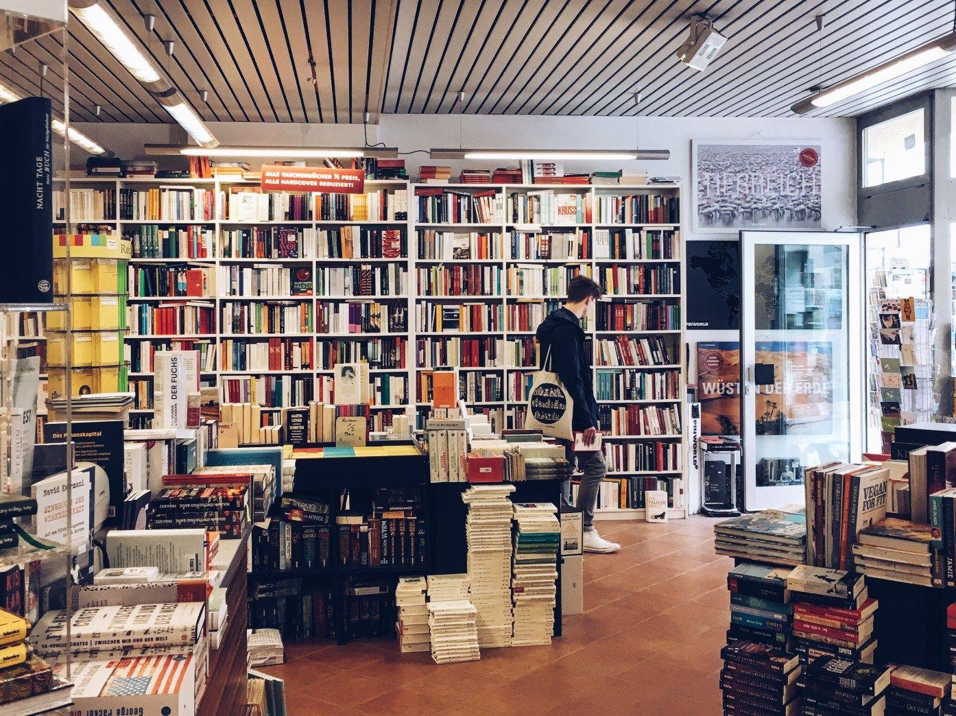 Die besten Buchhandlungen in München: Buch und Töne