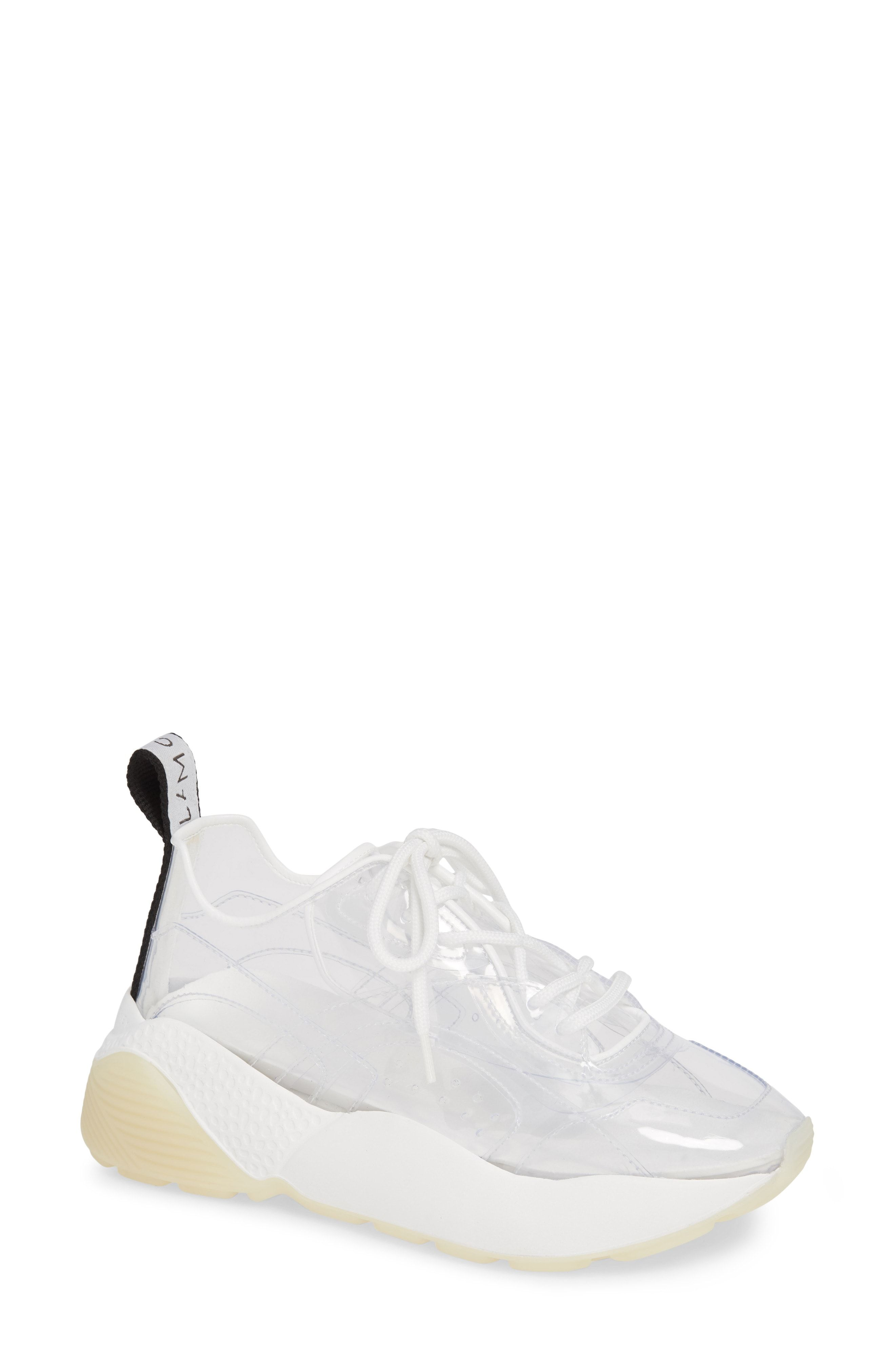 a6ee801a0 STELLA MCCARTNEY ECLYPSE TRANSPARENT SNEAKER.  stellamccartney  shoes