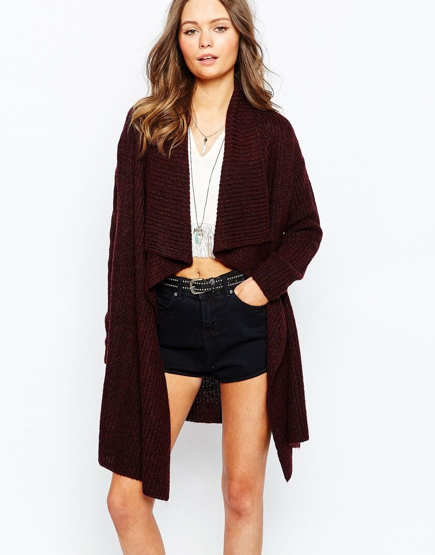 New Look Waterfall Cardigan | My Style | Pinterest | Cardigans ...