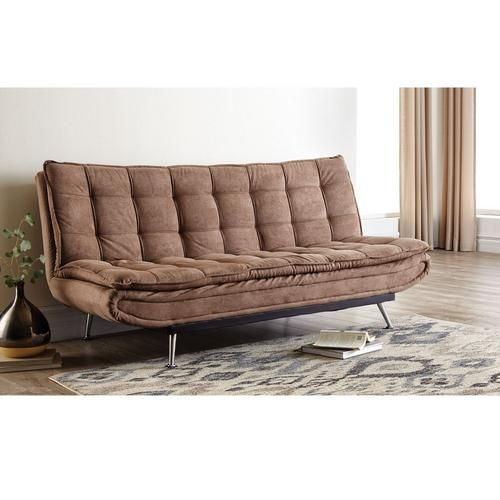 Buy U0027Celineu0027 Pillow Top Sofa Bed Online ...