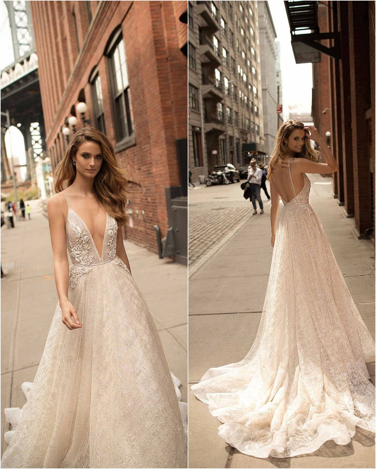 1c9120f8a6f Berta Wedding Dresses Spring Summer 2018 Collection - Page 3 of 4 ...