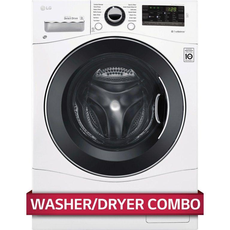 Lg Wm3997hwa 27 Full Size Ventless Washer Dryer Combo Ventless Washer Dryer Ventless Dryer Washer Dryer Combo