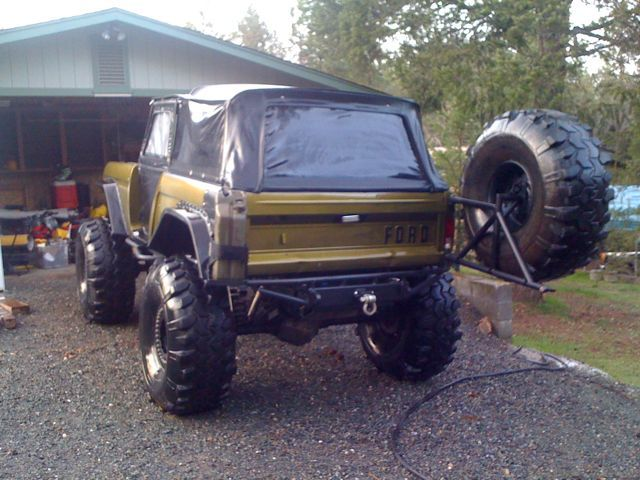 early bronco yahoo image search results  roads needed  ford bronco early bronco
