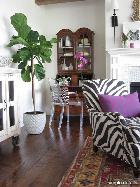 zebra print - Simple Details: My Five Favorites ~ Fabric