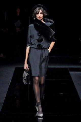 Giorgio Armani Pre-Fall 2020 – Sfilate di moda | Vogue Germania