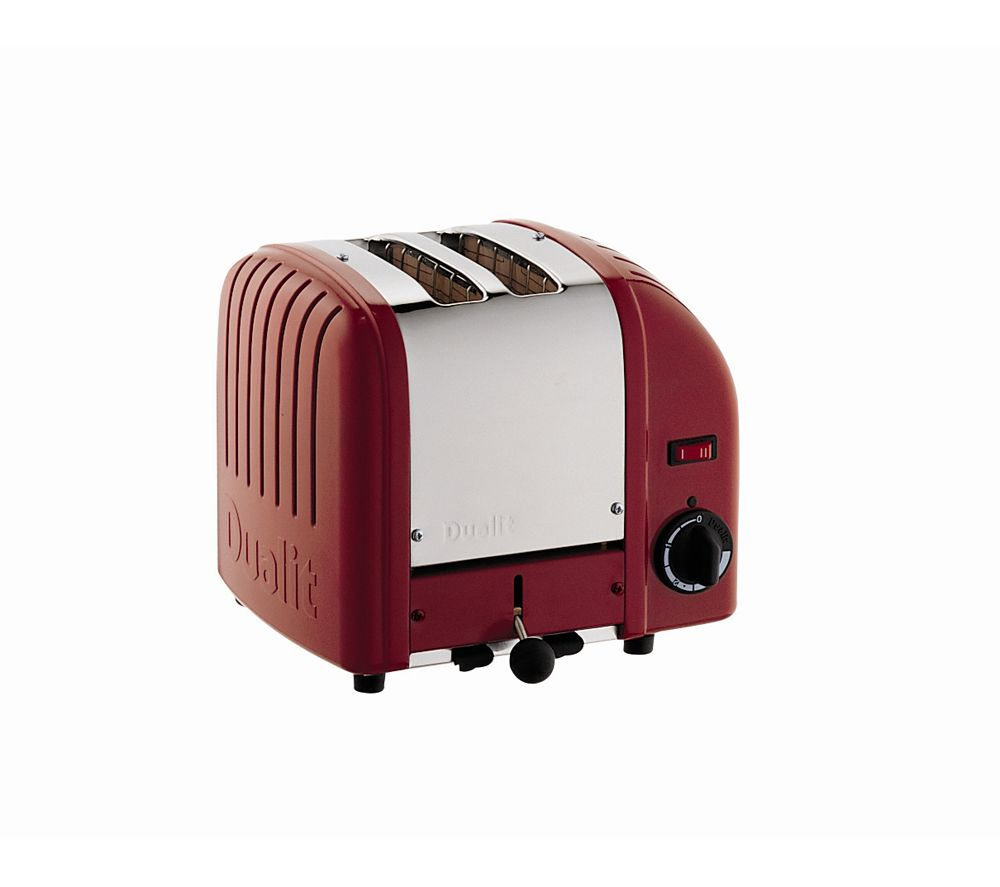 DUALIT 2-Slice Toaster - Red   Color   Pinterest