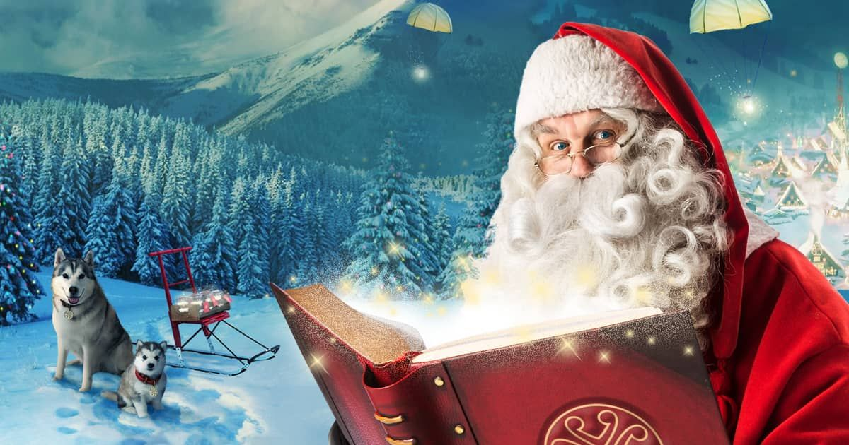 Pnp Santa Christmas Eve Message 2020 Make Christmas magic with a personalized message from Santa