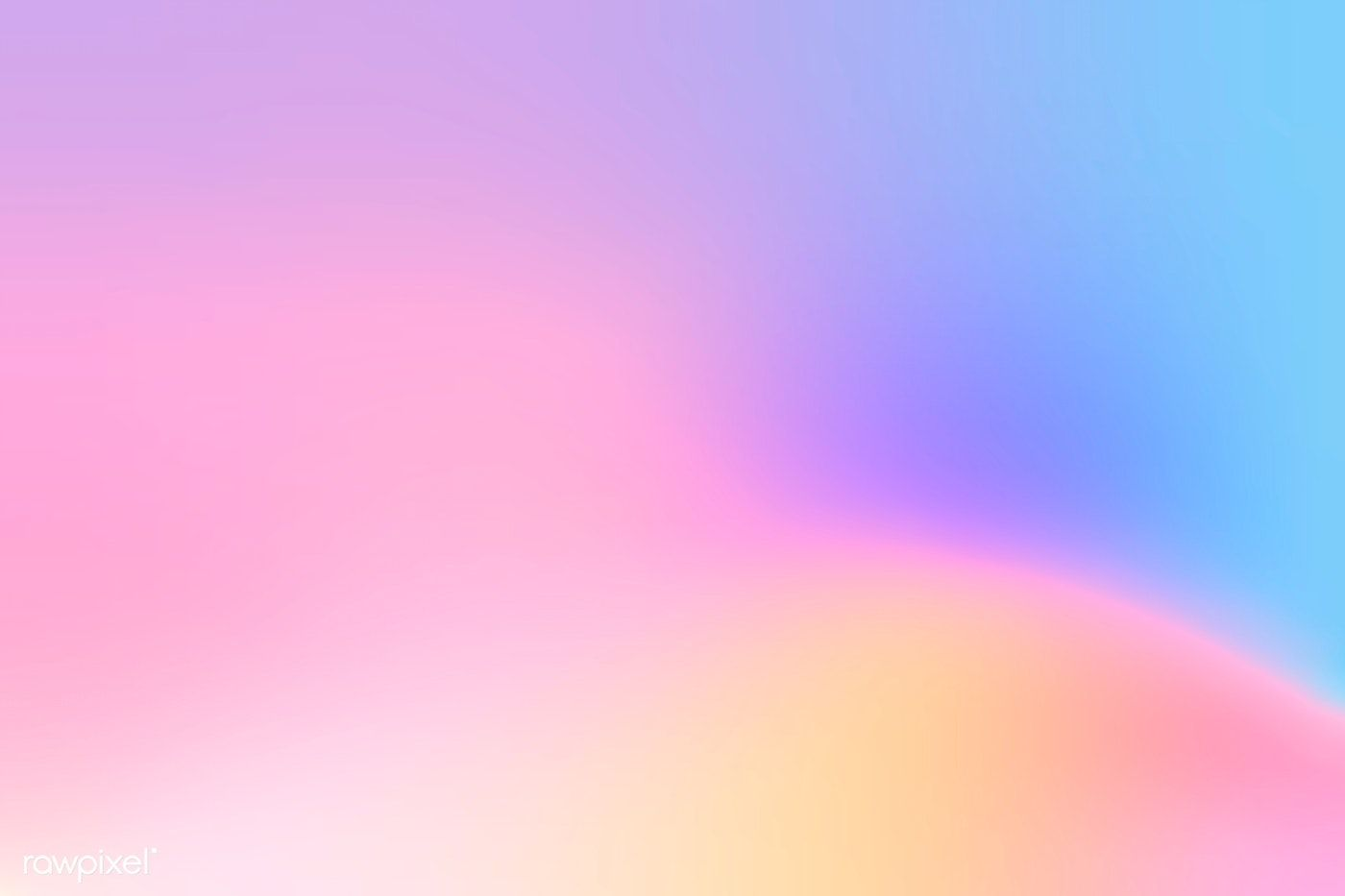 Colorful Holographic Gradient Background Design Free Image By Rawpixel Com Ningzk V