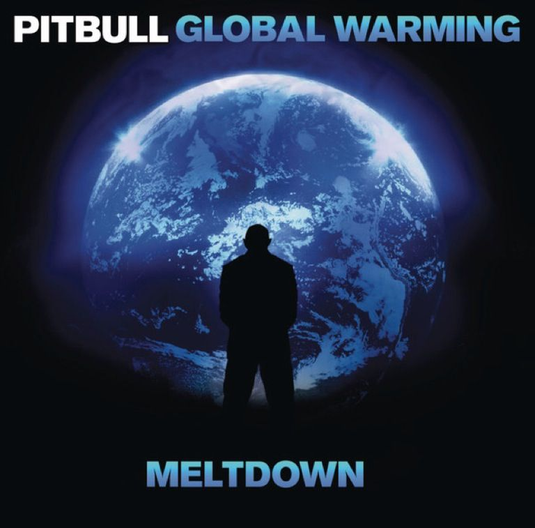 Did It Ever Occur To Anyone That It Looks Like Pitbull Is Peeing