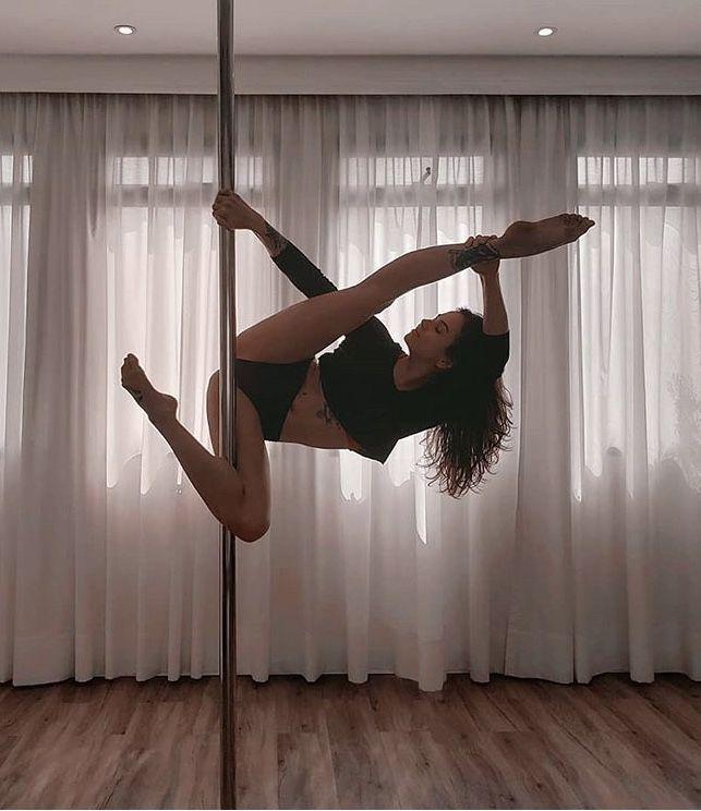 Aerial Diy Pins Christmas Pole Dance Mouvement D Aptitude