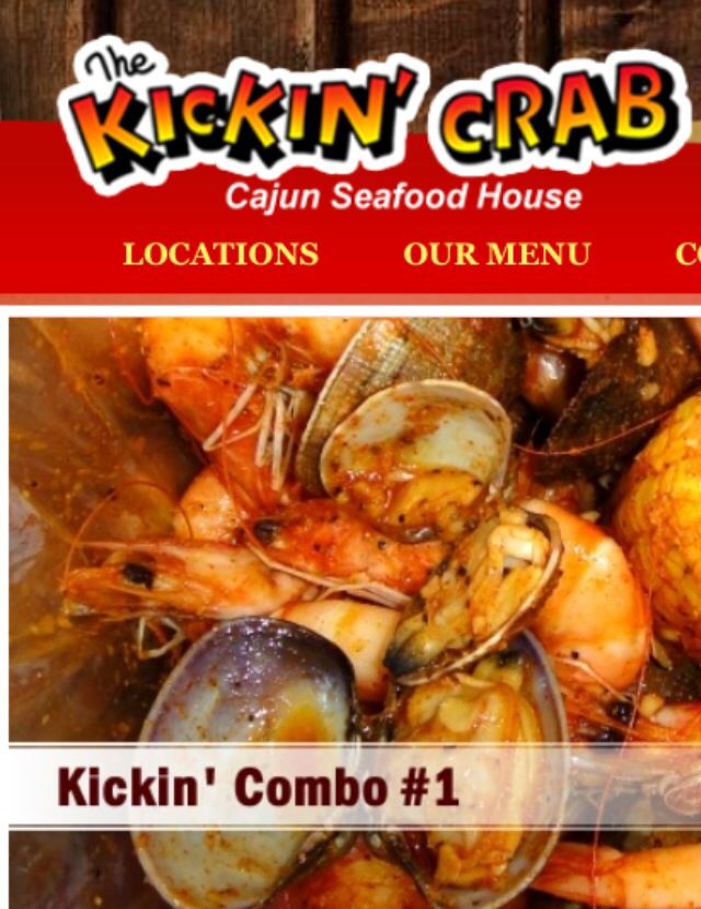 The Kickin Crab San Jose Ca Cajun Seafood Seafood House