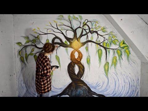 Speed Painting Wall Art Youtube Wall Art Pinterest Art
