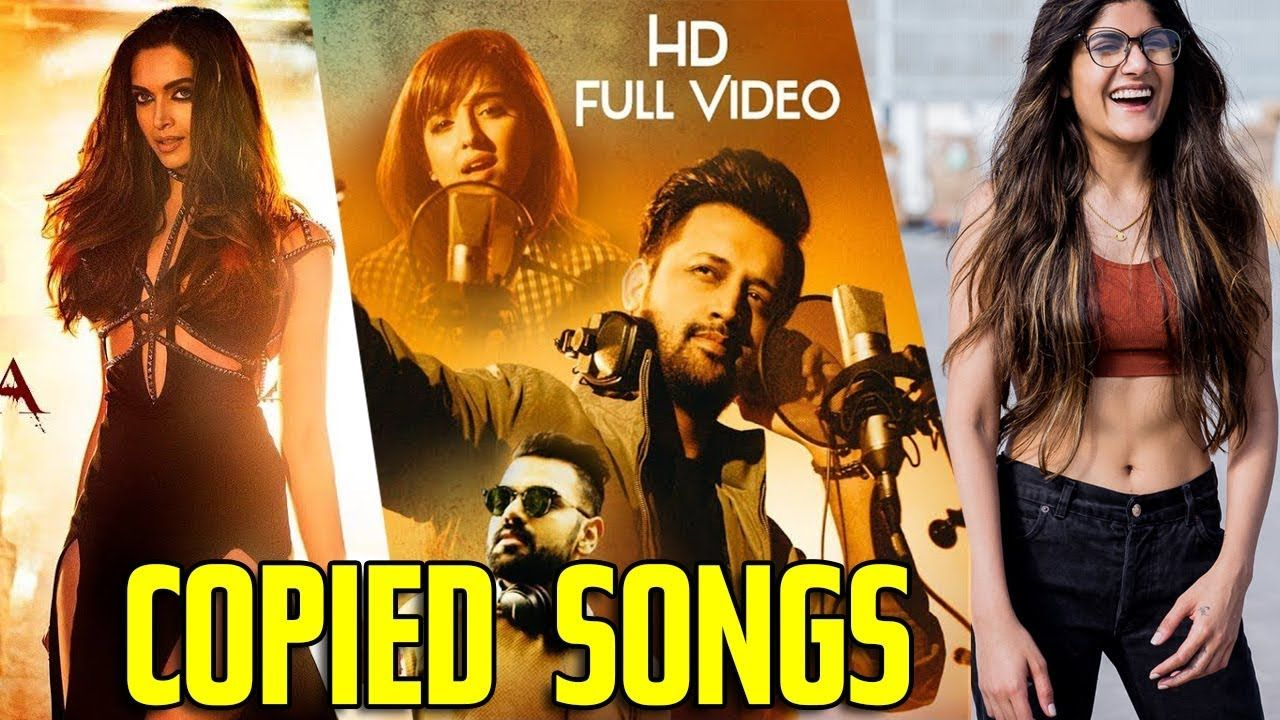 bollywood copied songs 2014