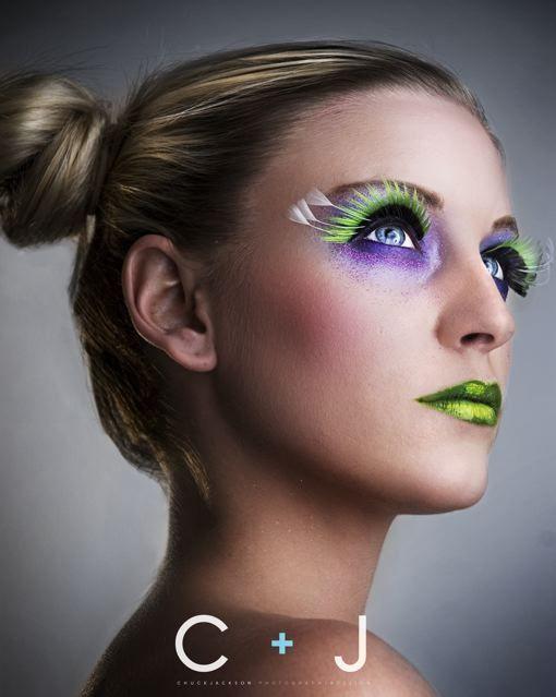 Cool Makeup From One Of My Favorite Photo Shoots Kari Nautique Playboy Model Makeup Crazy Makeup Best Makeup Products