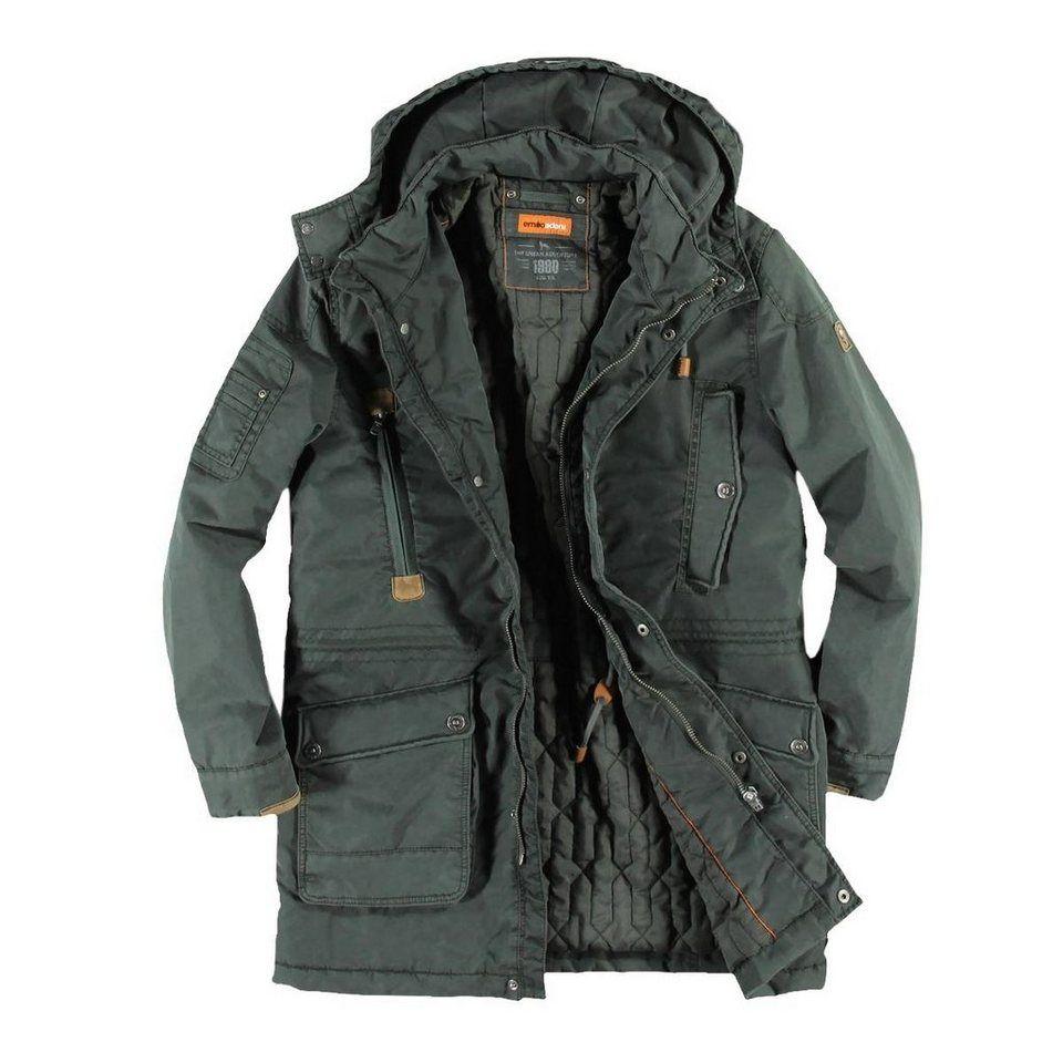 emilio adani Sportiver Hoodie, Sportive Jacke mit Zip online