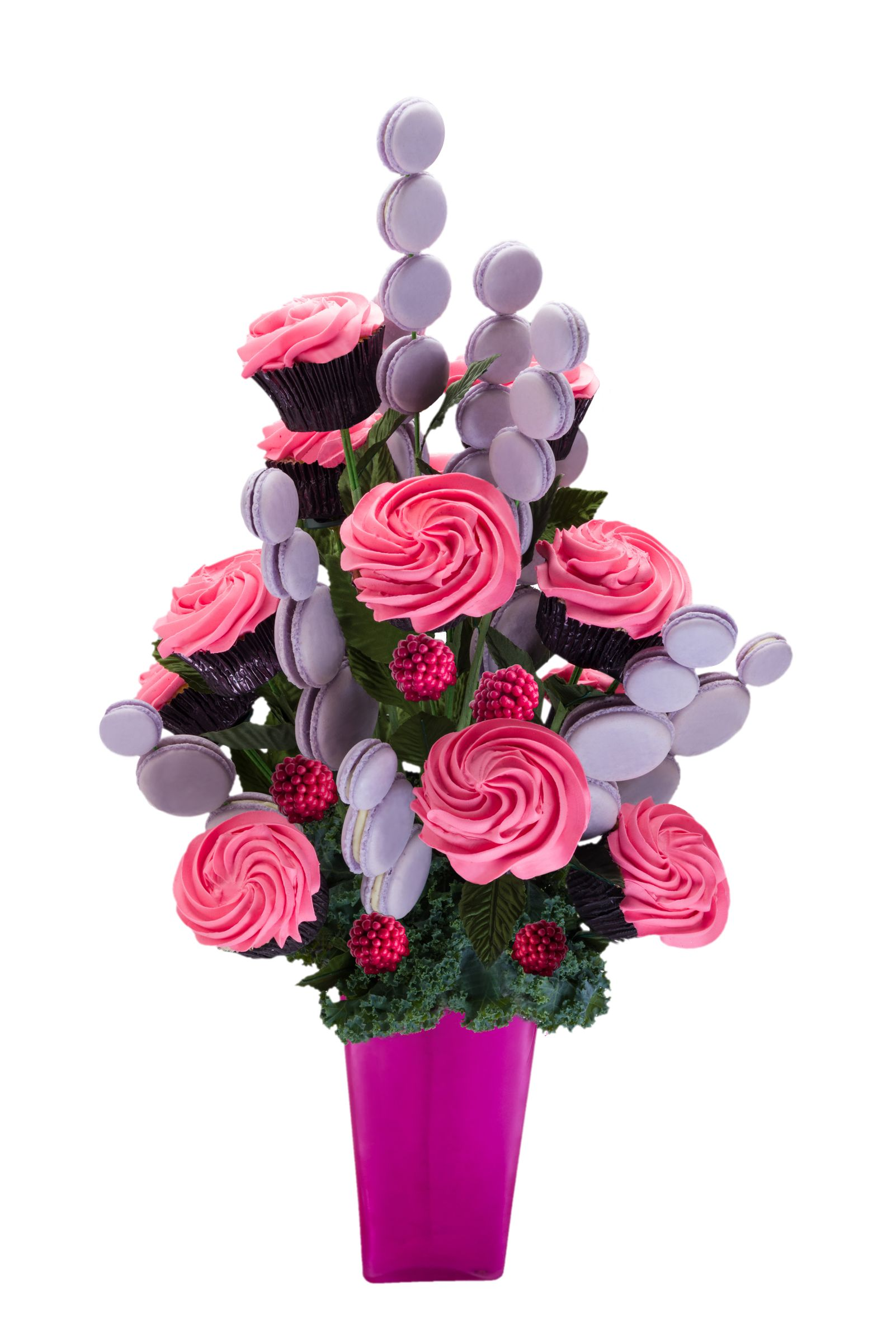 Sweet sensations available now nj desserts pinterest gourmet gourmet cupcake bouquet same day delivery in nj izmirmasajfo