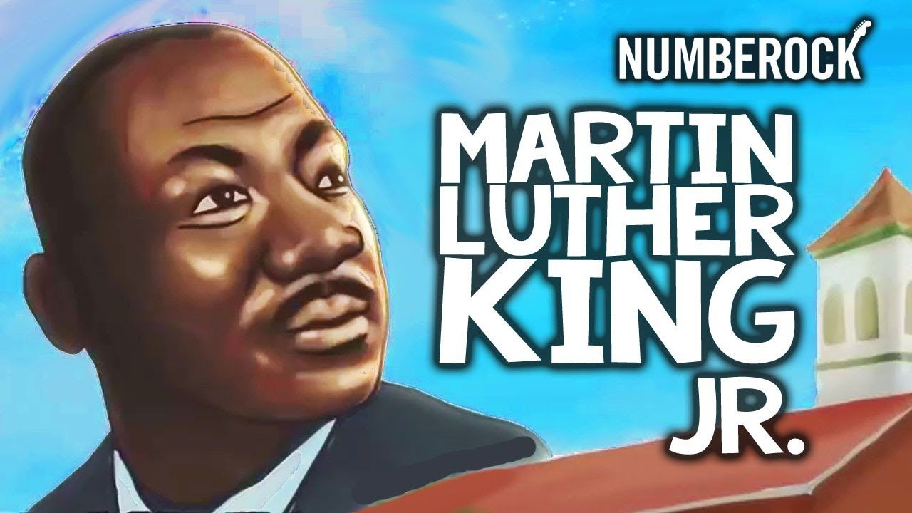 Martin Luther King Jr For Kids Song Rap Martin Luther King Jr Dr Martin Luther King Jr King Jr