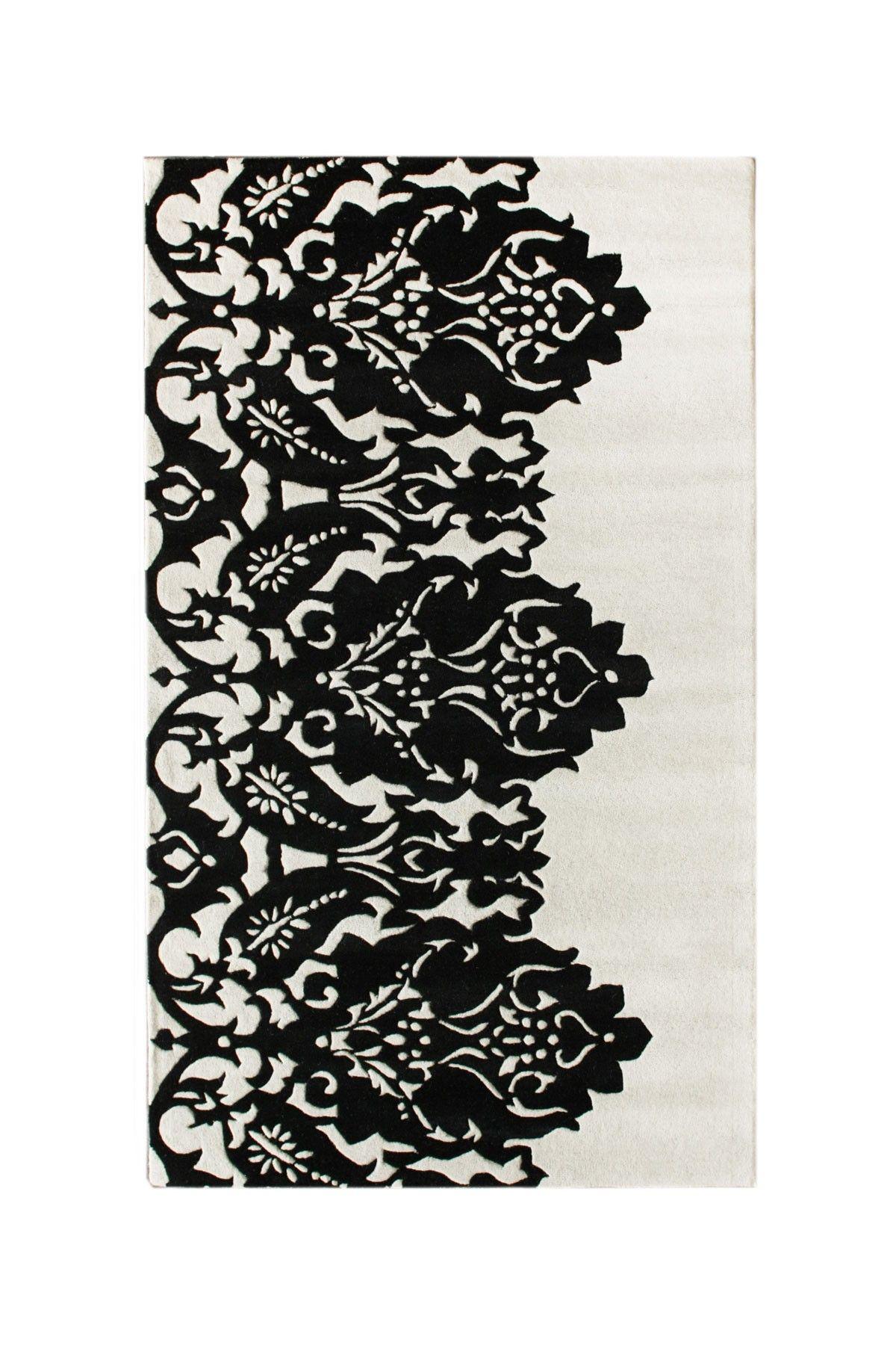 Nuloom Delicate Lace Wool Rug Grey Grey Rugs Rugs