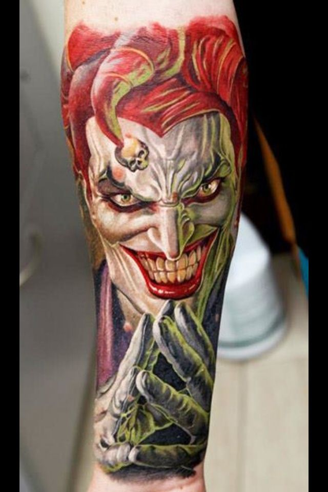 This is the joker!