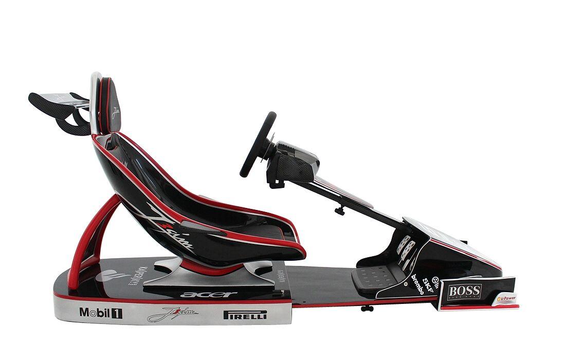 pingl par t fuel sur racing simulator pinterest volants si ge et conduite. Black Bedroom Furniture Sets. Home Design Ideas