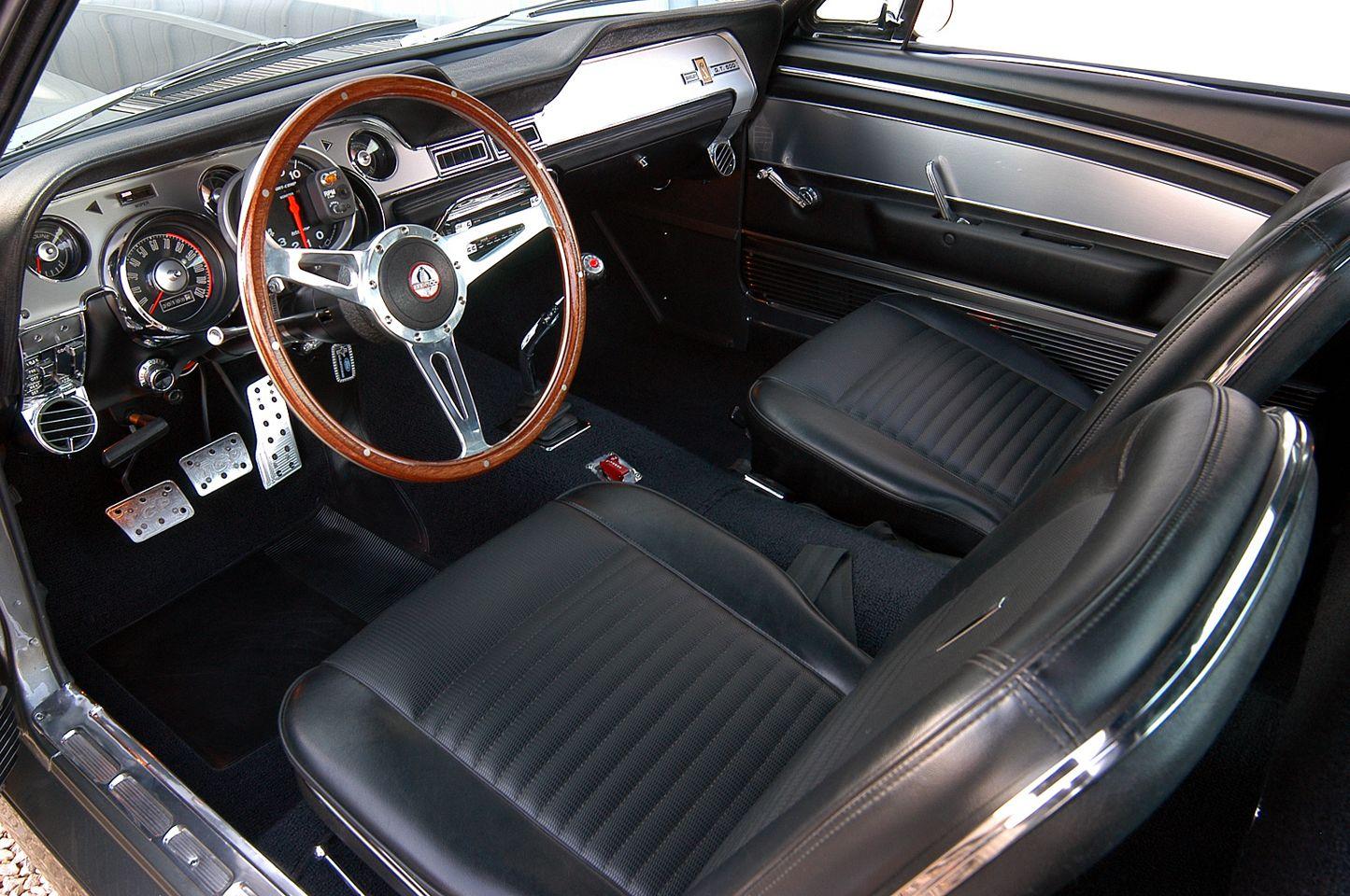 1967 Shelby Mustang Interior Mustang Interior 1967 Mustang