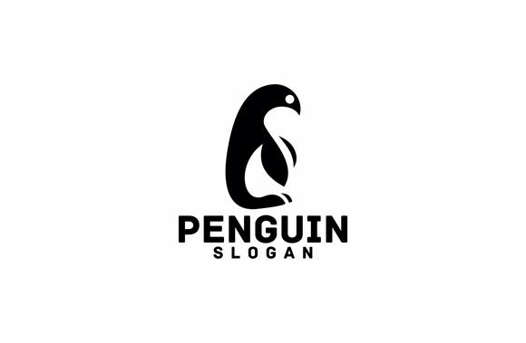 Penguin Logo Creativework  Templates  Templates Printable