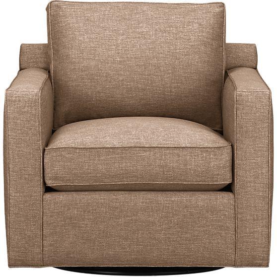 Fabulous Davis Swivel Chair Den Swivel Chair Chair Living Room Ibusinesslaw Wood Chair Design Ideas Ibusinesslaworg