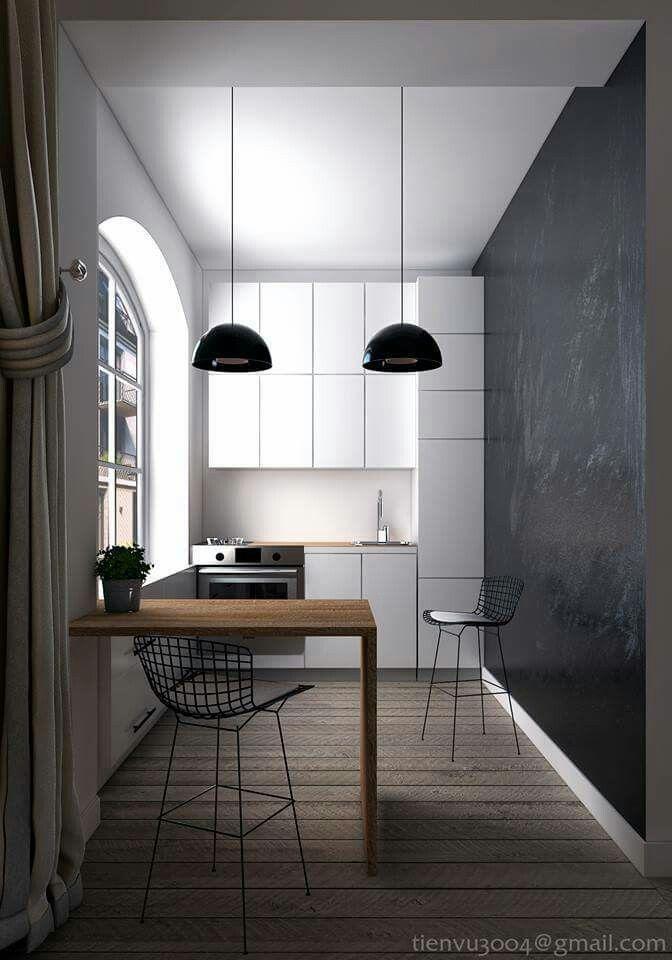 Interieur Mit Schwarzen Akzenten Wohnung Bilder - monref.net