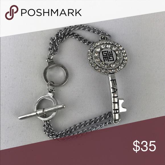 Bracelet Glimmering Faith bracelet Jewelry Bracelets