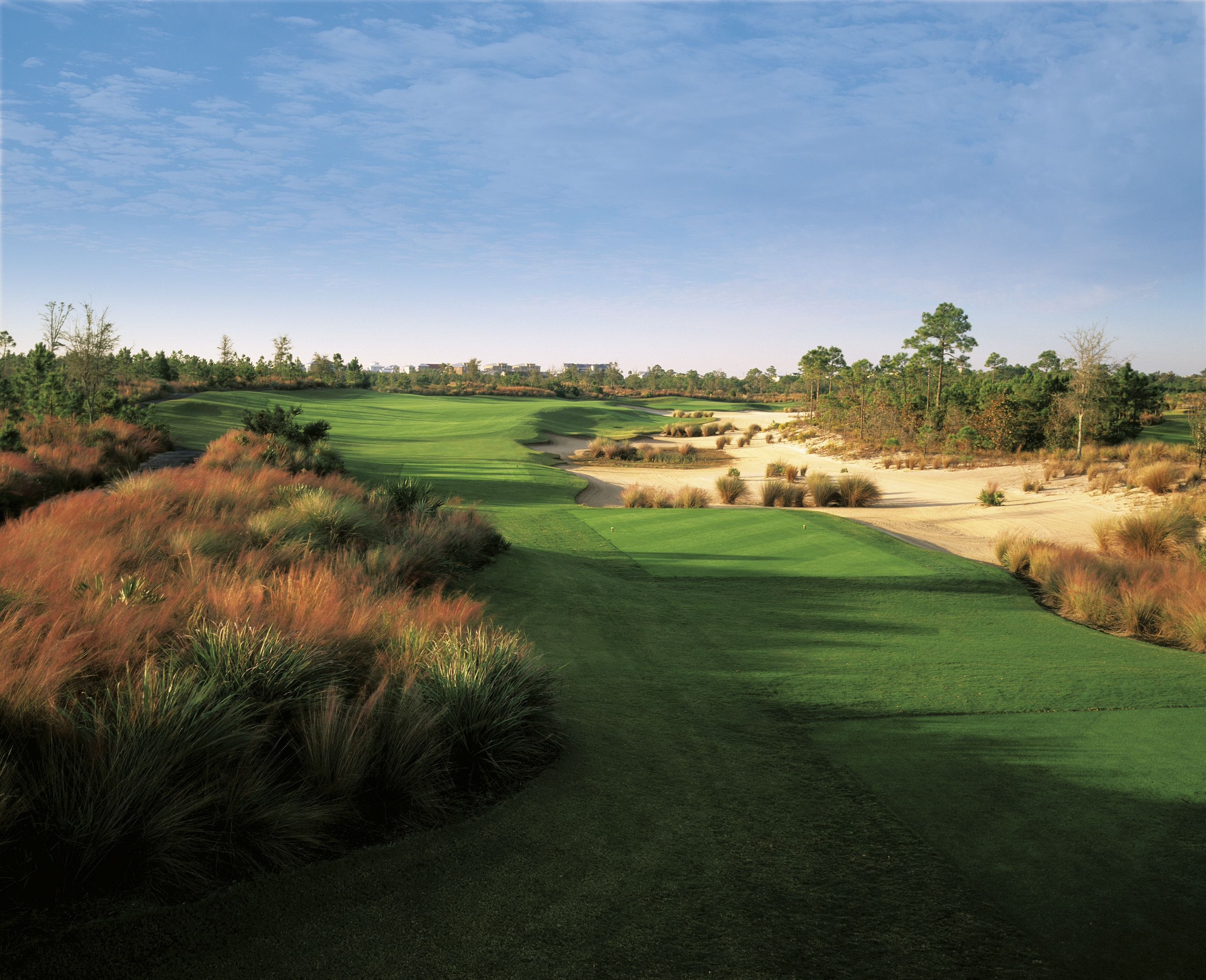 Camp Creek Golf Club Opened In 2001 And Quickly Became One Of The Region S Must Play Golf Courses Designed By Tom Fazio Camp Creek Features A Variety Of Nat