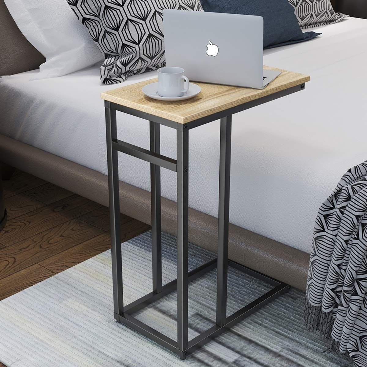 Table Sofa Side Table For Small Space In 2020 Sofa Side Table Table For Small Space Side Table