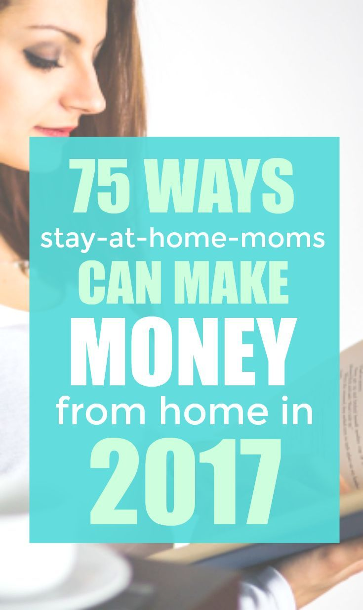 75 Ways to Earn Money From Home in 2018 | Earn money, Remote and
