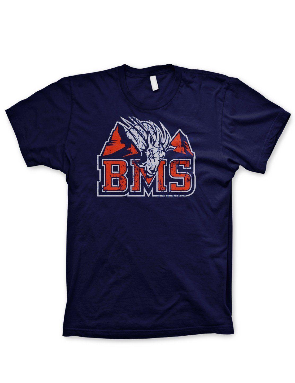 Blue Mountain State tshirt funny t shirt football shirt mountain goats shirt f2ed92758a09