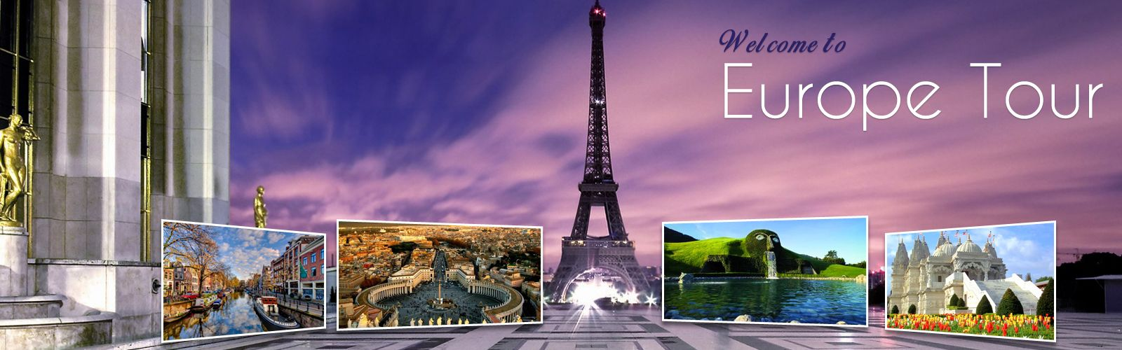 Explore The Beauty Of Europe Tour Europe Tour Packages From - Europe tours packages