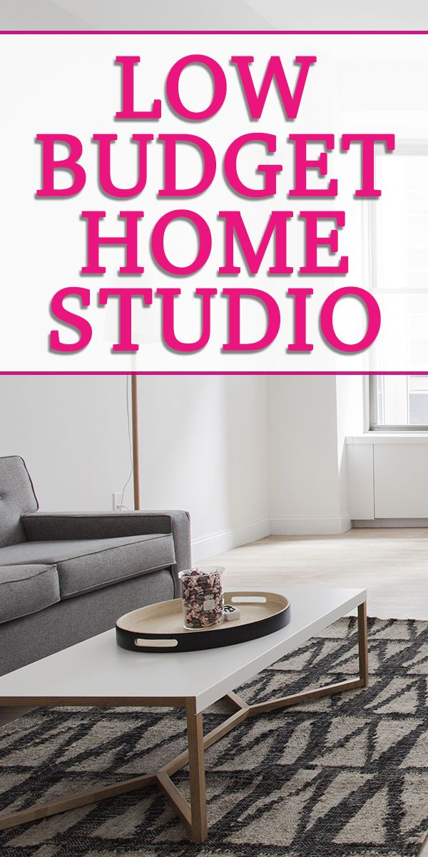 How To Take Studio Pictures At Home Without Investing A Fortune ...