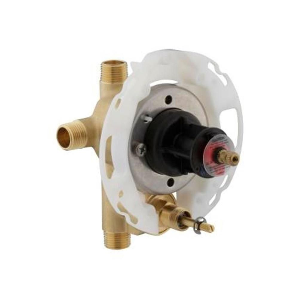 Kohler Rite Temp Valve With Diverter Brass Shower Valve