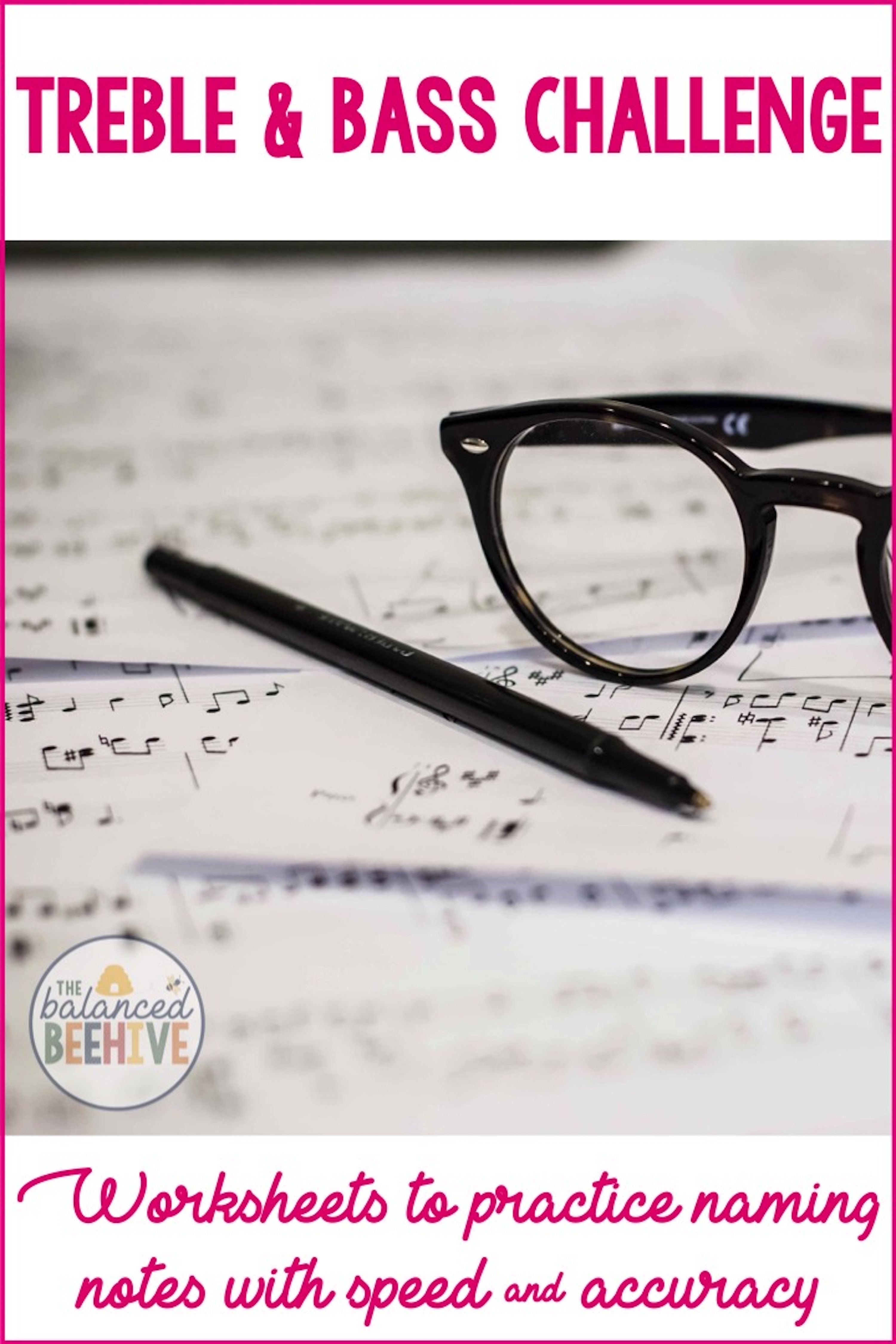 Treble And Bass Clef Note Name Worksheets