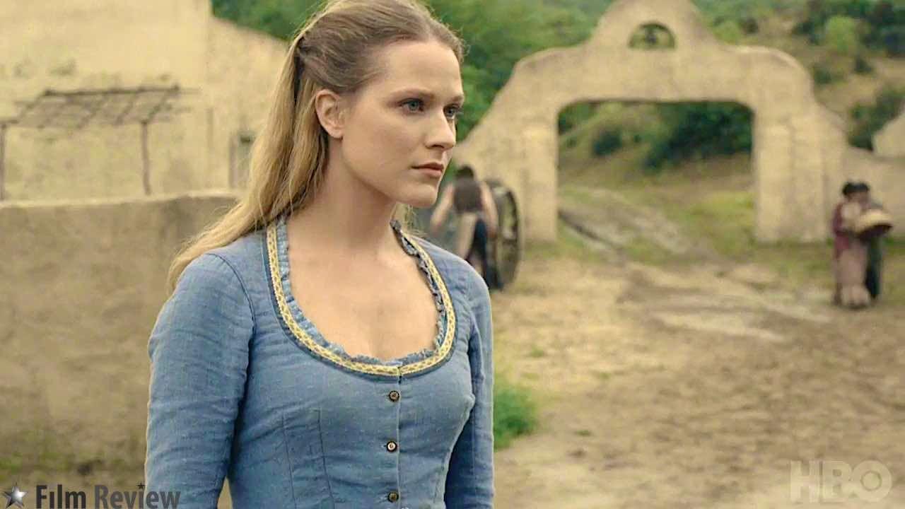 Evan Rachel Wood Westworld Westworld Season 1 Episode 4